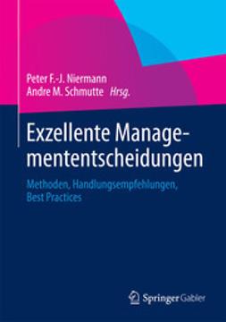 Niermann, Peter F.-J. - Exzellente Managemententscheidungen, ebook