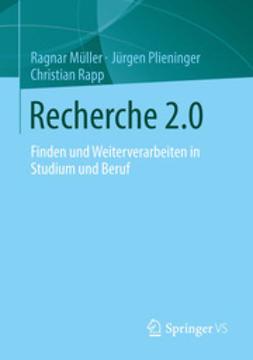 Müller, Ragnar - Recherche 2.0, ebook