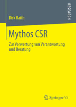 Raith, Dirk - Mythos CSR, ebook