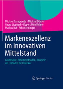 Casagranda, Michael - Markenexzellenz im innovativen Mittelstand, e-bok