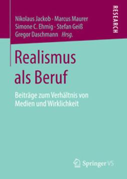Jackob, Nikolaus - Realismus als Beruf, e-bok