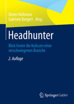 Hofmann, Dieter - Headhunter, ebook