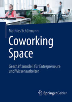 Schürmann, Mathias - Coworking Space, ebook