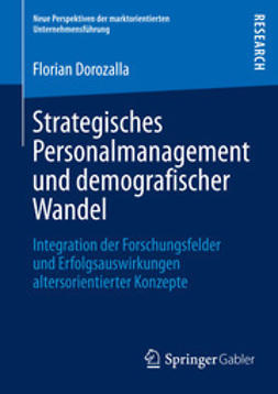 Dorozalla, Florian - Strategisches Personalmanagement und demografischer Wandel, ebook