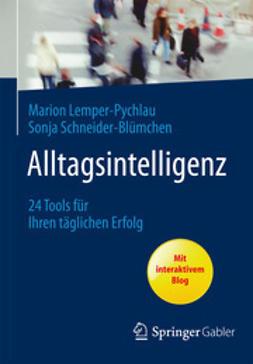 Lemper-Pychlau, Marion - Alltagsintelligenz, ebook