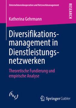 Gehrmann, Katherina - Diversifikationsmanagement in Dienstleistungsnetzwerken, ebook