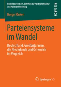Onken, Holger - Parteiensysteme im Wandel, ebook