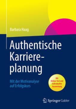 Haag, Barbara - Authentische Karriereplanung, ebook