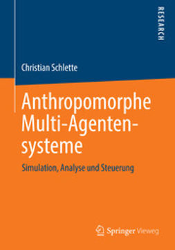 Schlette, Christian - Anthropomorphe Multi-Agentensysteme, ebook