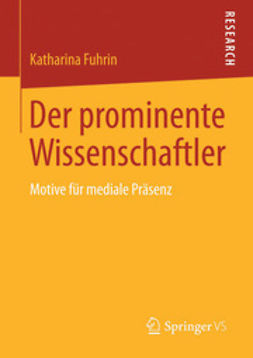 Fuhrin, Katharina - Der prominente Wissenschaftler, e-bok
