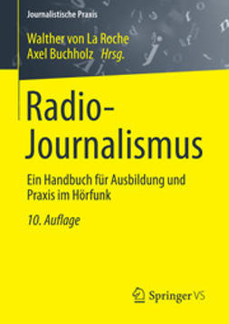 Roche, Walther La - Radio-Journalismus, ebook