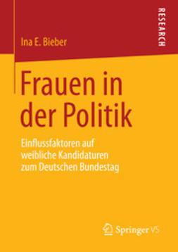 Bieber, Ina E. - Frauen in der Politik, ebook