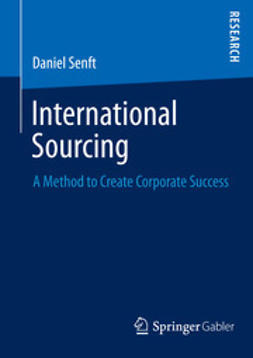 Senft, Daniel - International Sourcing, ebook