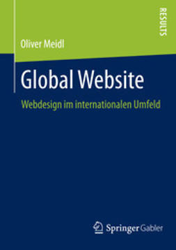 Meidl, Oliver - Global Website, ebook