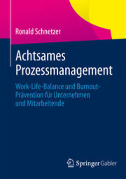 Schnetzer, Ronald - Achtsames Prozessmanagement, ebook