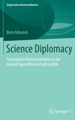 Fähnrich, Birte - Science Diplomacy, ebook