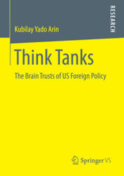 Yado, Arin Kubilay - Think Tanks, ebook
