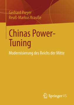 Preyer, Gerhard - Chinas Power-Tuning, ebook