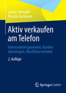 Stempfle, Lothar - Aktiv verkaufen am Telefon, ebook