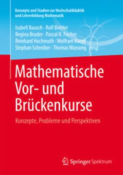 Bausch, Isabell - Mathematische Vor- und Brückenkurse, e-kirja