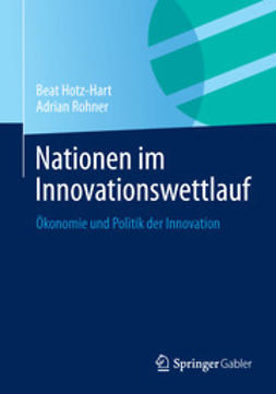 Hotz-Hart, Beat - Nationen im Innovationswettlauf, ebook