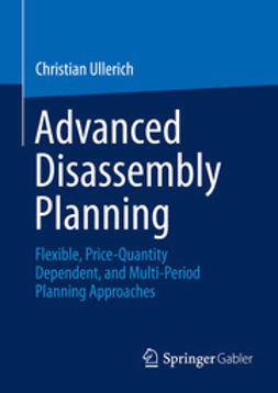 Ullerich, Christian - Advanced Disassembly Planning, ebook