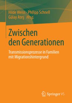 Weiss, Hilde - Zwischen den Generationen, ebook