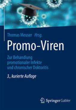 Meuser, Thomas - Promo-Viren, ebook