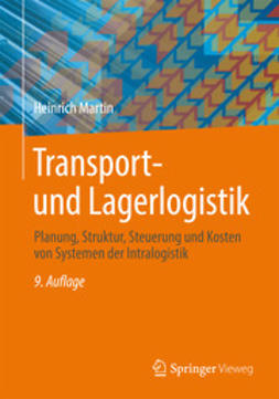 Martin, Heinrich - Transport- und Lagerlogistik, ebook