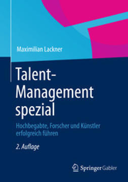 Lackner, Maximilian - Talent-Management spezial, e-bok