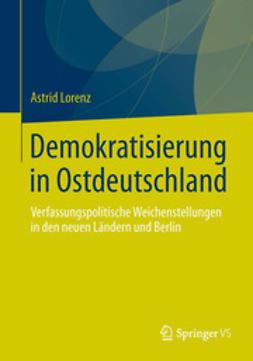 Lorenz, Astrid - Demokratisierung in Ostdeutschland, ebook