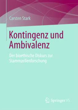 Stark, Carsten - Kontingenz und Ambivalenz, ebook