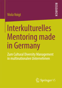 Voigt, Viola - Interkulturelles Mentoring made in Germany, ebook