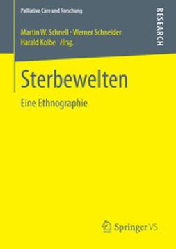 Schnell, Martin W. - Sterbewelten, ebook