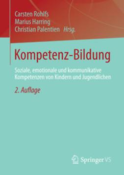 Rohlfs, Carsten - Kompetenz-Bildung, ebook