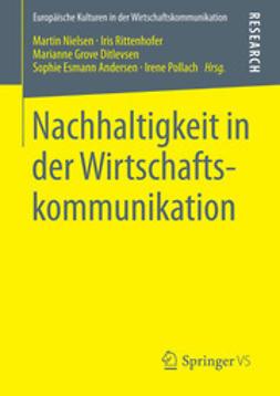 Nielsen, Martin - Nachhaltigkeit in der Wirtschaftskommunikation, ebook