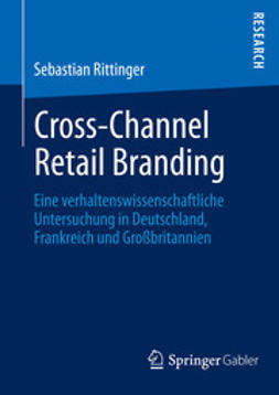 Rittinger, Sebastian - Cross-Channel Retail Branding, ebook