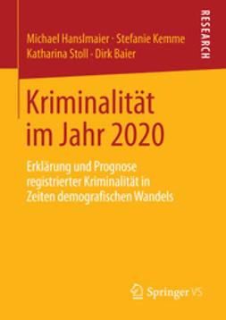 Hanslmaier, Michael - Kriminalität im Jahr 2020, ebook