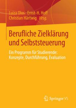 Olos, Luiza - Berufliche Zielklärung und Selbststeuerung, ebook