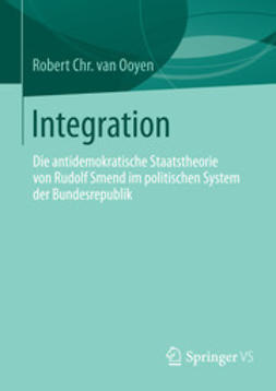 Ooyen, Robert Chr. - Integration, e-kirja