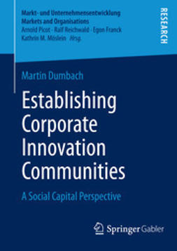 Dumbach, Martin - Establishing Corporate Innovation Communities, e-kirja
