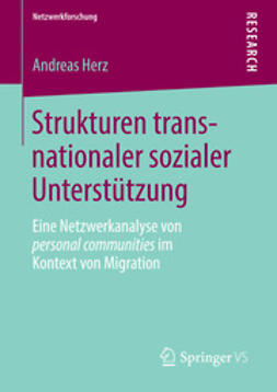 Herz, Andreas - Strukturen transnationaler sozialer Unterstützung, ebook