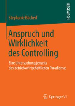 Bücherl, Stephanie - Anspruch und Wirklichkeit des Controlling, ebook