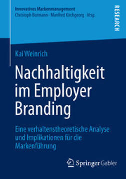 Weinrich, Kai - Nachhaltigkeit im Employer Branding, ebook