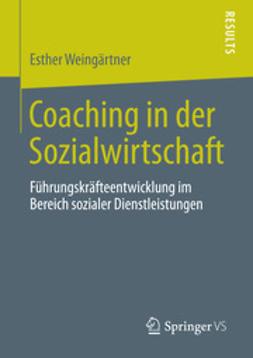 Weingärtner, Esther - Coaching in der Sozialwirtschaft, ebook