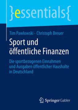 Pawlowski, Tim - Sport und öffentliche Finanzen, ebook
