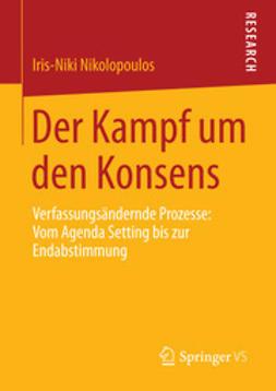 Nikolopoulos, Iris-Niki - Der Kampf um den Konsens, ebook