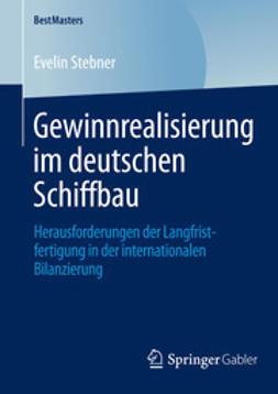 Stebner, Evelin - Gewinnrealisierung im deutschen Schiffbau, ebook