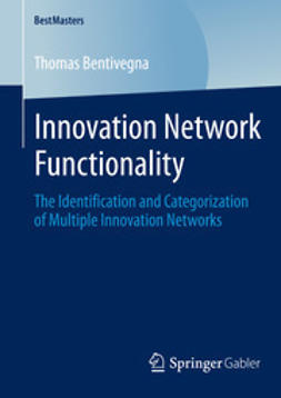 Bentivegna, Thomas - Innovation Network Functionality, ebook