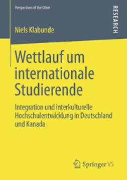 Klabunde, Niels - Wettlauf um internationale Studierende, ebook